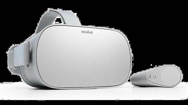スマホ不要でVR接客可能にするFacebook社傘下Oculus社のOculus Go